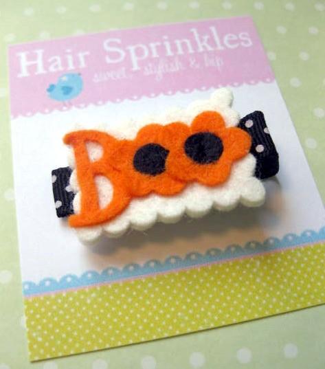 Boo clip