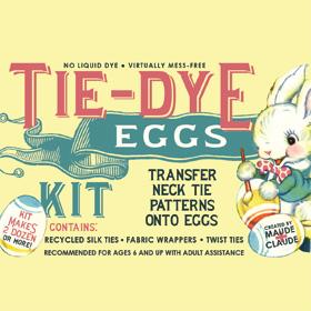 Tie dye eggs 3