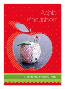 Apple pincushion 2