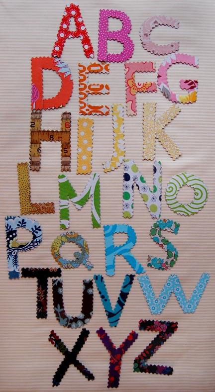 Alphabet letters 2